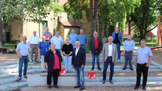 SPD Gehrden: Kandidaten zur Kommunalwahl